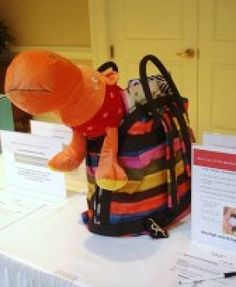 Silent auction basket ideas - put items in a bag or tote instead of basket - we could make some totes.....