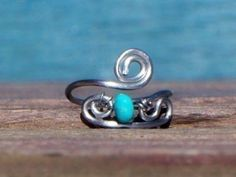nice wirework ring