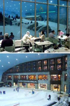 The 7 Wonders of ultramodern Dubai - Oddee.com (future dubai, indoor ski dubai...)
