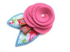 spring rose corsage