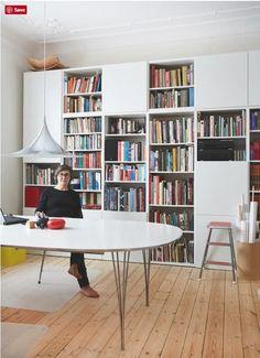 The Best of BESTA: Design Inspiration for IKEA's Most Versatile Unit