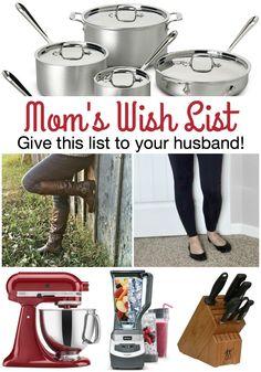 Mom's Wish List