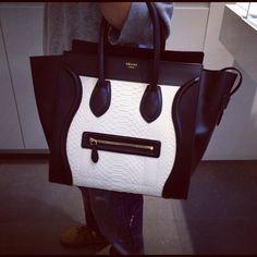 neon pink celine bag - handbags on Pinterest | Celine Handbags, Celine and Leather Satchel
