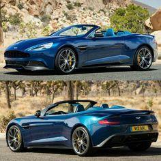 Aston Martin- I will own one someday