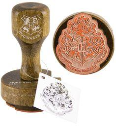 Scribbulus Hogwarts Wooden Rubber Stamp Harry Potter Diagon Alley NEW