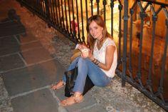 Yo y un helado