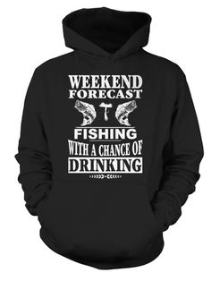 Fishing Weekend Forecast | TeeChip