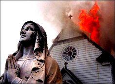 burn your local church