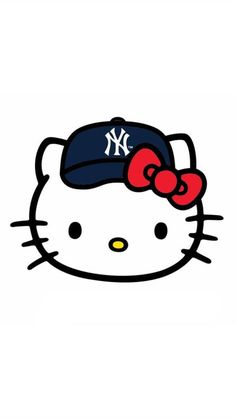 Sanrio Announces Expanded Relationship with MLB Hello Kitty Characters, Hello Kitty Themes, Sanrio Characters, Mickey Mouse Clubhouse, Minnie Mouse Party, Mouse Parties, Hello Kitty Imagenes, Hello Kitty Pictures, Kitty Photos