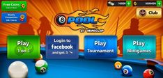8 Ball Pool Hack - How to Get Free Cash and Coins Cheats Right here we go! I will present you the way does 8 Ball Pool Hack work so as to add unlimited Free Cash and Coins! Billard 8 Pool, Miniclip Pool, Mod Pool, 8 Pool Coins, Monster Legends Game, Glitch, Cell Phone Game, King Play, Pool Hacks