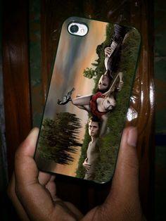 THE VAMPIRE DIARIES - iPhone 5 case, iPhone