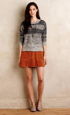 Olen Cropped Pullover