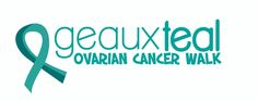 Cancer Services is thrilled to announce its new partnership with @geauxteal, an organization whose mission is to  to raise awareness for women of all ages about the signs and symptoms of ovarian cancer. We can't wait for their walk on April 12!