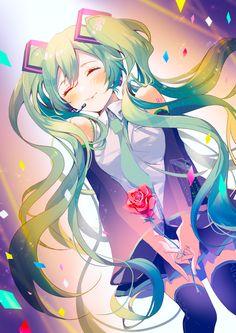 Hatsune Miku!!! ♡∇♡