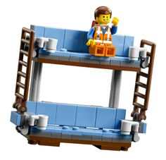LEGO Movie, the double decker couch. LOL, I watched this movie with a bunch of senpai.