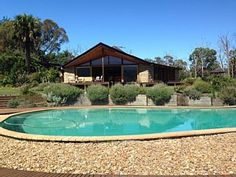 Kangaroo Manor - views to die for   Vacation Rental in Yarra Valley