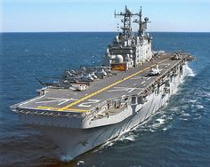 Indian Navy is working towards a new fleet of aircraft and helicopters for maritime surveillance, electronic warfare, anti-submarine and anti-ship warfare Uss Tarawa, Indian Navy, Us Navy Ships, Navy Marine, Marine Corps, United States Navy, Military Life, Military History, Aircraft Carrier