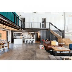 UNIQUE DENVER SHIPPING CONTAINER HOME #ShippingContainerHomes