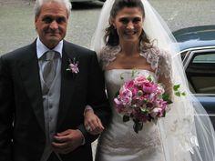 rond romantic wedding bouquet