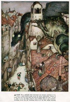 Gustaf Tenggren's World