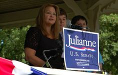 Conservative Julianne Ortman has electrified conservatives across the nation earning not only our support but the support of Governor Sarah Palin, the conservative ShePAC organization, the Minnesota Gun Owners PAC and many others.  Senator Ortman served as the Chair of the Minnesota Senate Tax Committee where she helped spearhead the effort to eliminate Minnesota's $6 billion deficit - without raising taxes!