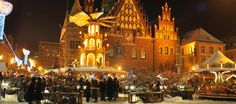 Here in Wroclaw in the heart of Central Europe a combination of revered traditions and religious fervour Kids Attractions, Visit Poland, Central Europe, In The Heart, The Good Place, Times Square, Places To Go, Scenery, Traditional