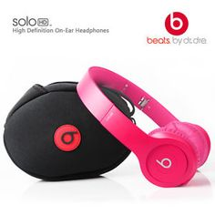 Beats for the ladies! Or do we have any brave fellas who could rock these in the house?