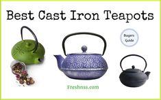 7 Best Cast Iron Teapots, Plus 1 to Avoid Buyers Guide) Chai Tea Recipe, Latte Recipe, Chai Tea Benefits, Vanilla Chai Tea, Best Mixed Drinks, Cast Iron, It Cast, Drink List, Winter Drinks