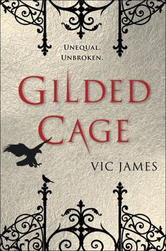 Gilded Cage by Vic James book cover