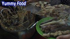 Food Video | Asian Street Food | Cambodia Street Food- Boiled Pork, Gril...