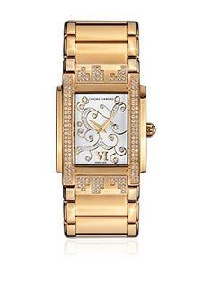 656fef59375a Chrono Diamond Reloj con movimiento cuarzo suizo Woman 11110 Lenya Dorado  29 mm