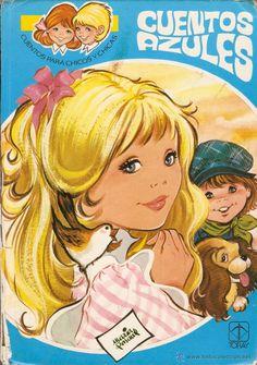 CUENTOS AZULES - nº 5 - MARIA PASCUAL - Editorial TORAY - 1985. (Libros de Lance - Literatura Infantil y Juvenil - Cuentos)