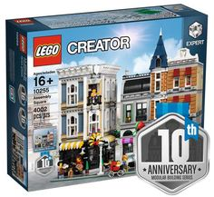 LEGO Creator Expert 10255 Assembly Square