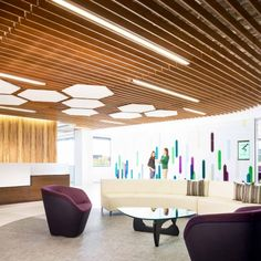 In designing the new headquarters for this software training business, Gensler developed a flexible design strategy that redefines the purpose and...