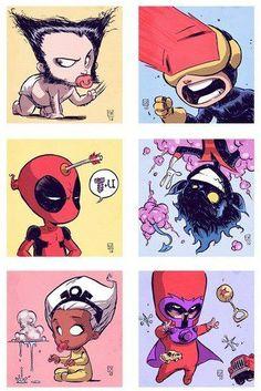 Baby X-Men!!!!!!!!!!!!!!!!!!!