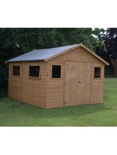 Premier Portable Buildings 12 x 32 $8,235 Buy or rent to ...