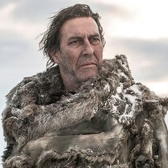 All hail the King Beyond the Wall: Mance Rayder.