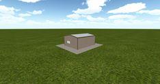 Cool 3D #marketing https://ift.tt/2GRrp4U #barn #workshop #greenhouse #garage #roofing #DIY