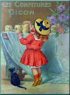 Affiches anciennes publicités