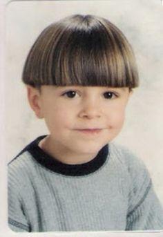 I had the same haircut. Toddler Haircuts, Bowl Haircuts, Adolescence, Hair Cuts, Hair Beauty, Memories, Vintage, Hair Styles, Boys