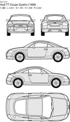 Audi TT 1998
