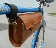 Detroit Cargo Frame Bag