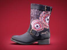 Desigual Lookbook Schuhe. Online kaufen im offiziellen Shop Desigual