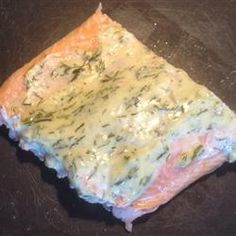 Grilled Salmon with Dill Sauce Allrecipes.com