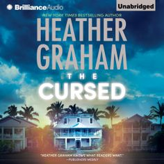 ".@Heather Graham Dwyer's #Suspenseful #Romance ""The Cursed"" is now out in audiobook form. Sample the audio here: http://amblingbooks.com/books/view/the_cursed_2"