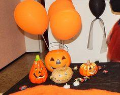 Decoração de Halloween! | sorvetedecereja
