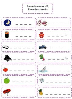 Teaching Time, Learning To Write, Teaching French, Learning Through Play, French Language Lessons, French Lessons, Cursive, Growth Mindset Posters, French Education