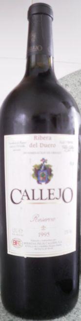 Callejo Reserva