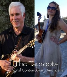 Live Music at Presqu'ile Winery: The Taproots