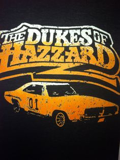 The Dukes of Hazzard car 1969 Dodge Charger T Shirt by TSALINDY, $50.00